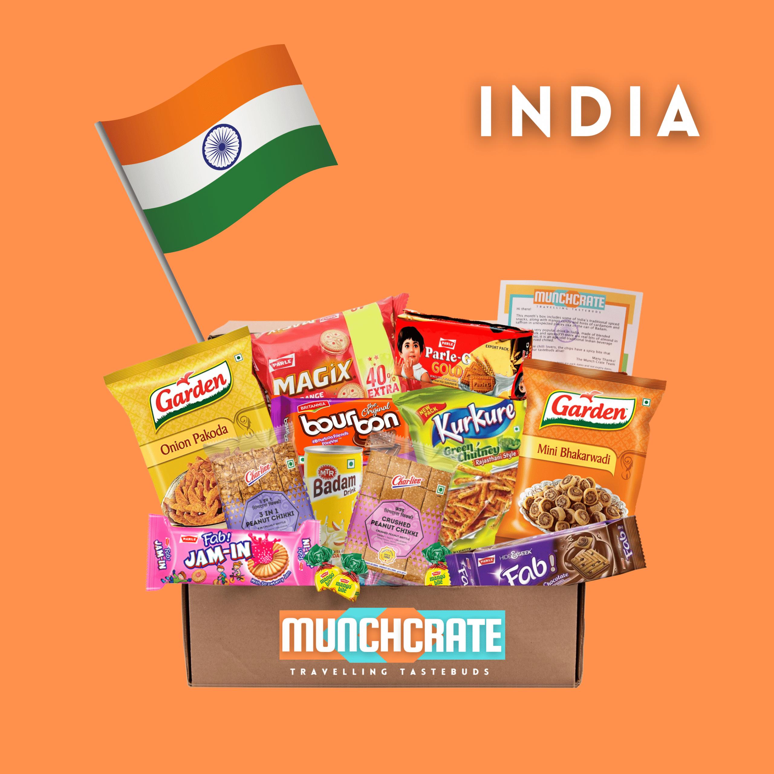 Munch Crate India