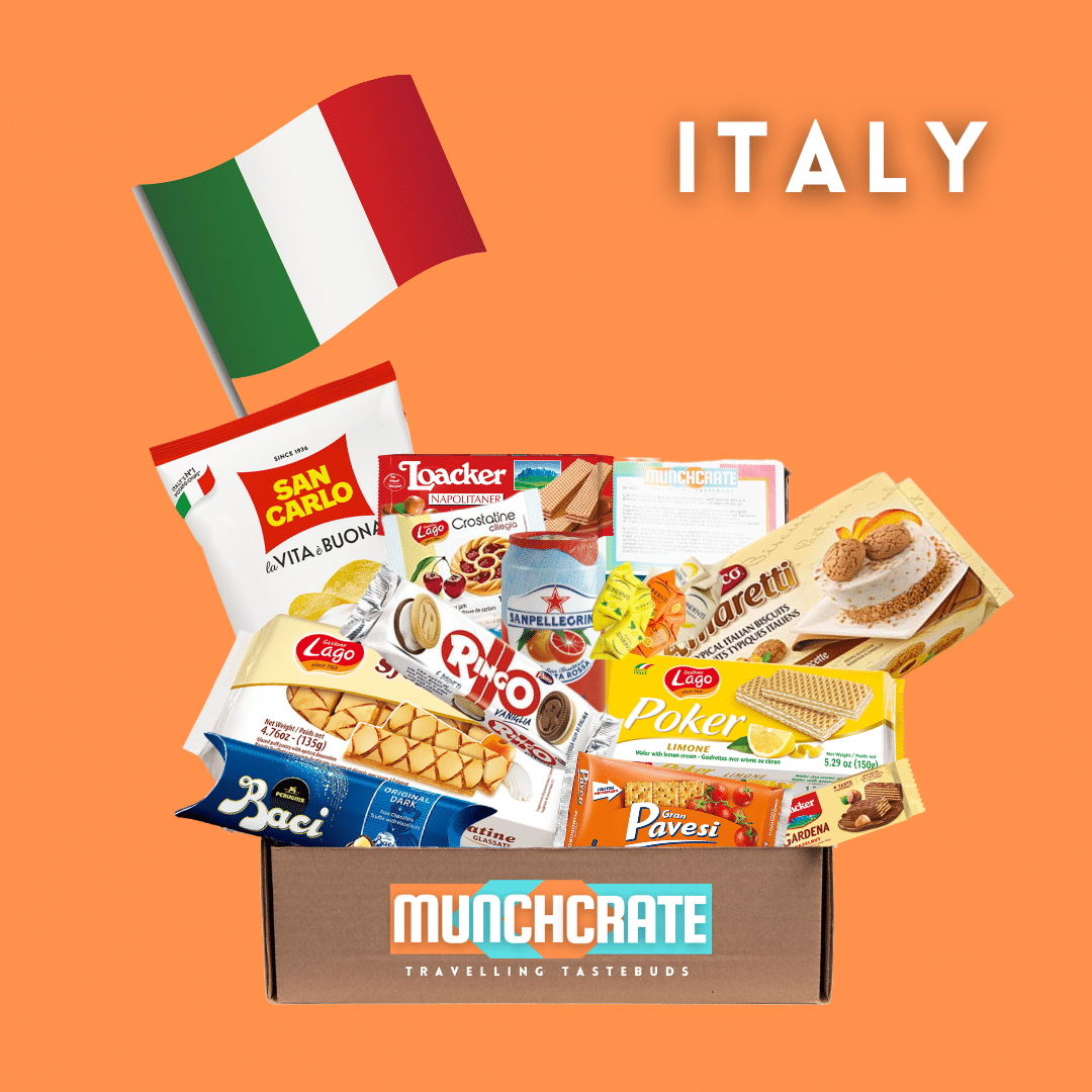 Munch Crate Italy